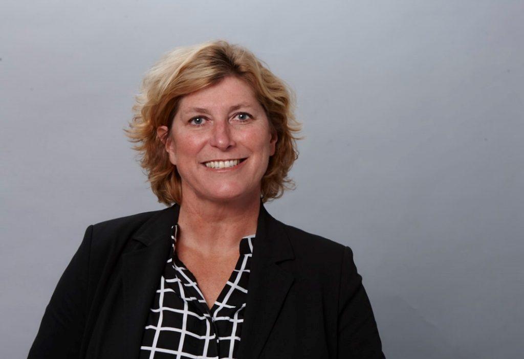 Els Stuurman, HR Manager bij Folat BV, het moederbedrijf van DistriParty