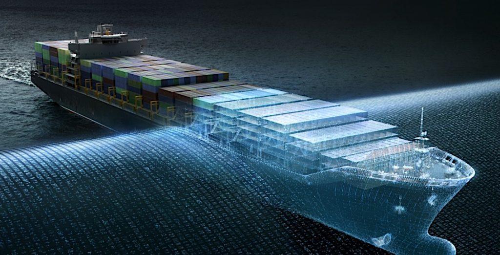 Rolls Royce heeft een autonoom varend schip gemaakt met behulp van AI