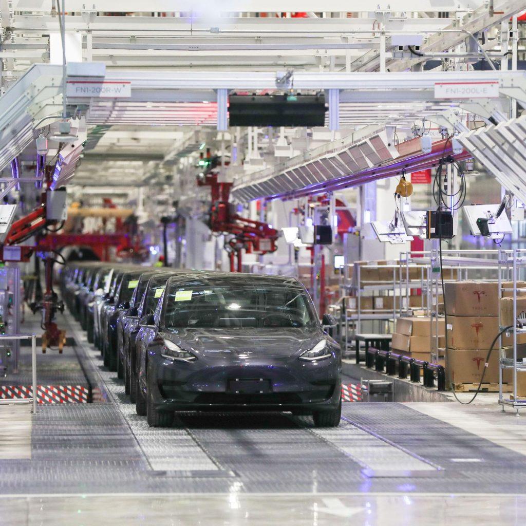 Tesla gebruikt blockchain om het toeleveringsproces te versoepelen